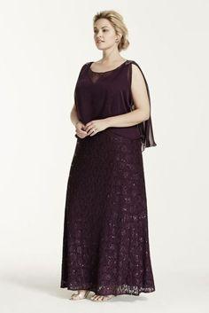 da8edd96742d 43 Stunning Plus Size Mother Of The Bride Dresses - Hochzeitskleid Ideen