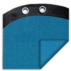Econo-Mesh Winter Cover for Oval Above Ground Swimming Pools, Blue