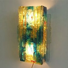 Chartres Wall Lamp | A. Lankhorst for Raak Amsterdam | 1960s