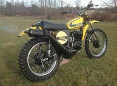 1974 Suzuki TM400 L Vintage Motocross