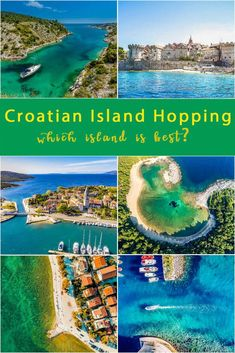 Island Hopping Croatia. What Is The Best Croatian Island To Visit? - Journey of a Nomadic Family