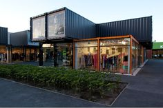 Retail Pop-Up Container | Royal Wolf Australia | Royal Wolf Australia