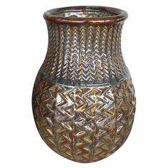 Crestview Pharaoh Med Vase CEVV0060