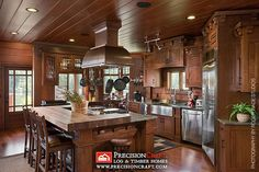 log home kitchens photos | Recent Photos The Commons Getty Collection Galleries World Map App ...