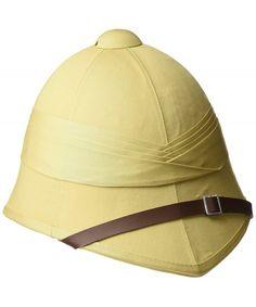e8cfe747d380e British Foreign Services Style Khaki Tropical Pith Helmet C9116NZC46L