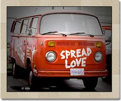 spread love mobile