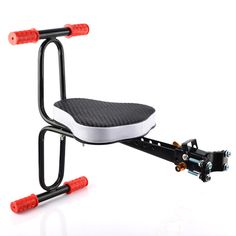 Panda Mountain Bike Folding Bike Child Armrest Handle Rear Seat Safety Armrest Chair Armrest Rear Saddle Handlebar