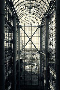 """s-h-e-e-r: """" Lloyds Atrium by martinturner on Flickr. """""""
