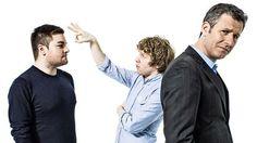 The Last Leg - Adam Hills, Josh Widdecombe & Alex Brooker