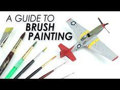 Back to Basics - How to Brush Paint Scale Models | Plastic Models World