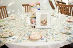 A 1930's Bloomsbury Garden Party Inspired Wedding...