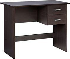 Comfort Products 50-7005ES Modern Writing Desk with 2 Side Drawers, Espresso Comfort Products http://www.amazon.com/dp/B00ZUJ2XKG/ref=cm_sw_r_pi_dp_JRAPwb0QDMPPC