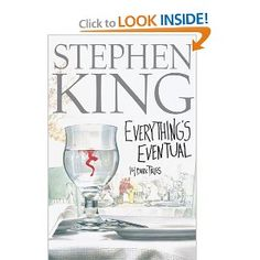Stephen King's Everything's Eventual - I love all his stuff, but really like his short stories.  Good for those  ADD moments.