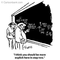 Think my Intro to Proofs/Linear Algebra prof would go for this?