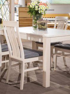 Něžnost a nadčasová elegance Dining Bench, Dining Chairs, Elegant, Furniture, Home Decor, Classy, Decoration Home, Table Bench, Room Decor