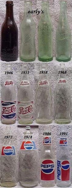 Pepsi... Return to the old logos!!