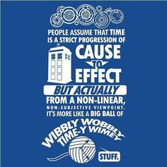 Doctor Who 10th Doctor (David Tennant) quote