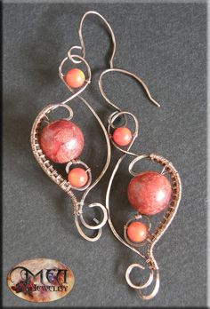 pictures of wire jewellery - Google Search