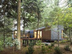 #architecture : Eco-Resort Pedras Salgadas by  Luís Rebelo de Andrade and Diogo…