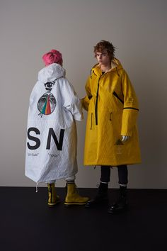 2018SS MENS | COLLECTIONS | UNDERCOVER, Jun Takahashi