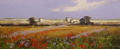 The Beauty Field by John Horsewell - Original artwork available at Love Art Gallery
