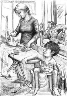 Fd imgesel 47 utu yapan anne by FREEdige.deviantart.com on @DeviantArt