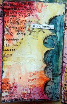 Happy Daks! Natalie May.: Stencil Girl Blog Hop