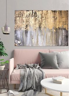 Abstract painting Contemporary art Large art painting by ByvshikhShop Abstract Canvas Wall Art, Oil Painting Abstract, Acrylic Painting Canvas, Abstract Portrait, Portrait Paintings, Art Paintings, Office Wall Art, Office Decor, Cuadros Diy