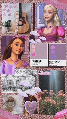 Princess Aesthetic, Pink Aesthetic, Aesthetic Backgrounds, Aesthetic Wallpapers, 12 Dancing Princesses, Barbie Movies, Vintage Princess, Pretty Wallpapers, Vintage Barbie