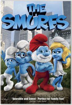 The Smurfs เดอะ เสมิร์ฟ