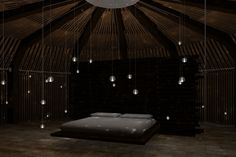 dark bedroom remodeling ideas picture..... this is awesome!