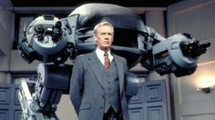 """""""They should use either a RoboCop or an Enforcement Droid 209 (ED-209) for that type of urban pacification duty."""""""