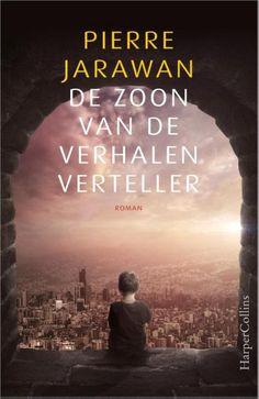 Boek cover De zoon van de verhalenverteller van Pierre Jarawan