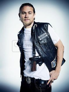 Jax - Charlie Hunnam SONS OF ANARCHY <3 <3 <3