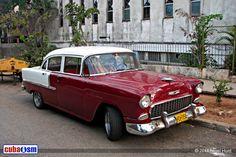 1955 chevy belair 4 door - Google Search