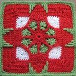 The 2014 Moogly Afghan Crochet-a-Long: Block #24!