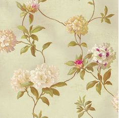 de Gournay Wallpaper: Get The Look for Less - York Wallcovering from Sherwin-Williams