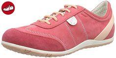 Geox D VEGA A, Damen Sneakers, Rot (CORALC7008), 40 EU - Geox schuhe (*Partner-Link)