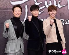 Press-con Legend Of The Blue Sea 14/11/16