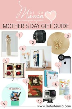 A Mothers Day Gift Guide For Multiracial Moms Building Family Legacy Diy Gifts Mom