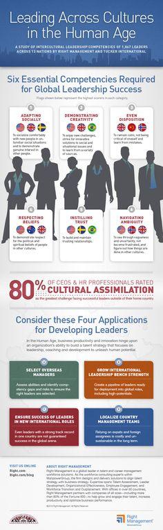 Global leadership skills in multinational companies