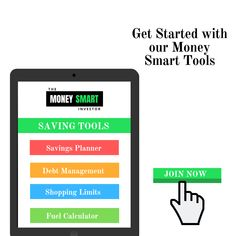 Keep Track of your spending habits with our Money Saving tools Savings Planner, Budget Planner, Make Money Online, How To Make Money, Money Saving Tips, Frugal Living, Get Started, Budgeting, Track