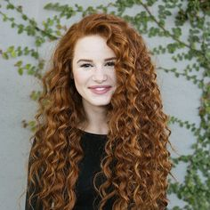 Redheads Magazine - @madelame and all her #curls #redheadsmagazine #redhair