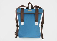 Praktischer Rucksack in trendigem Design, lässiges Accessoire / convenient rucksack in trendy design, casual backpack made by zwischenPol via DaWanda.com