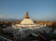 Stupa de Bodnath - Katmandou, Népal