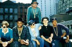 Run DMC & The Beastie Boys