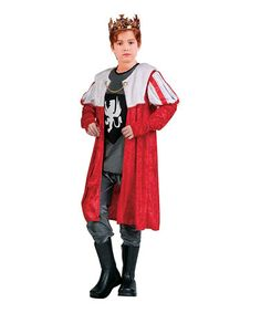 Red Royal Robe - Kids by RG Costumes #  sc 1 st  Pinterest & 8 best Prince and Kings costume inspiration images on Pinterest ...