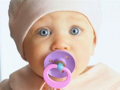 No more nipple confusion: Study says pacifiers may help breast-feeding (Getty Images stock)