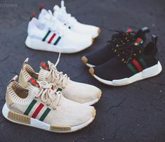 """8,946 Likes, 60 Comments - Solely Sneakers (@solelysneakers) on Instagram: """"Gucci Gang. Would you like to see a Gucci x Adidas Collection drop? ⠀ #SolelySneakers • #Gucci •…"""""""