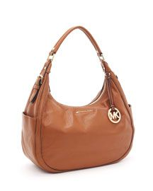 MICHAEL Michael Kors Large Bedford Shoulder Bag, Luggage    398.00